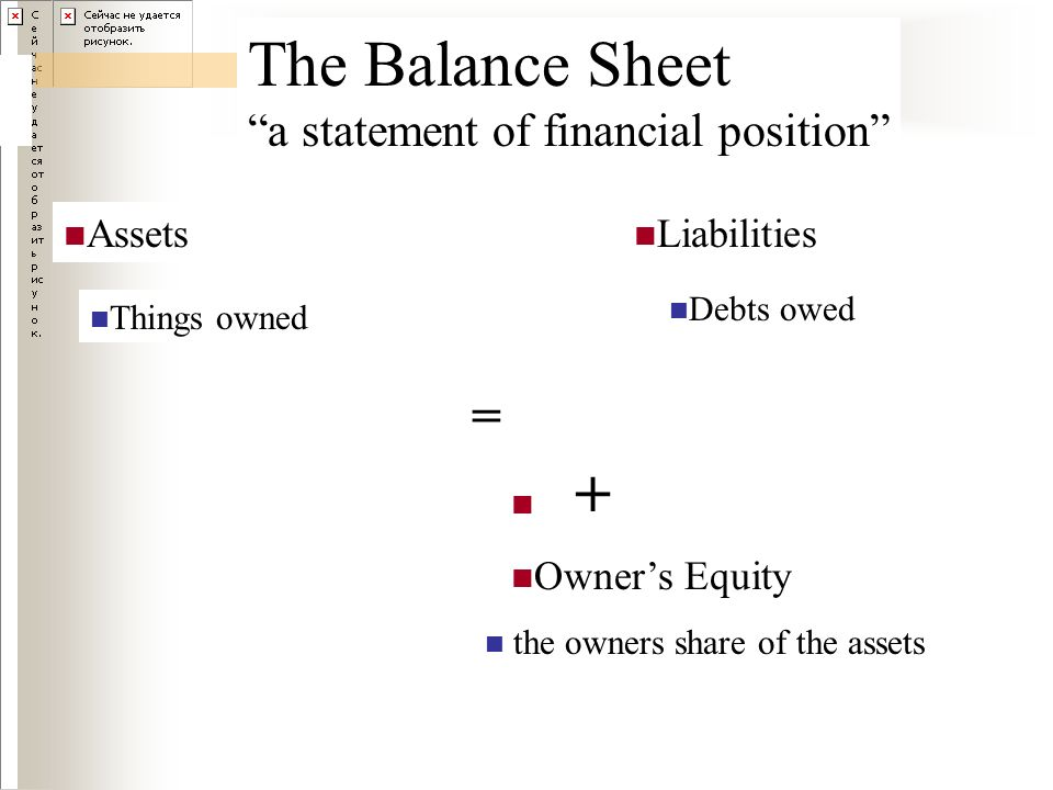 how to make a statement of financial position