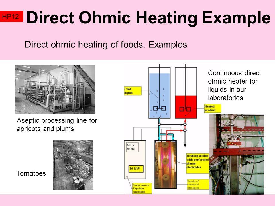 heat processes electroheat hp12 ppt video online download. Black Bedroom Furniture Sets. Home Design Ideas