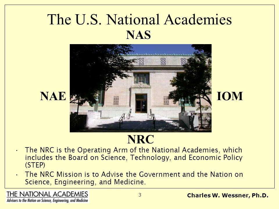 The U.S. National Academies