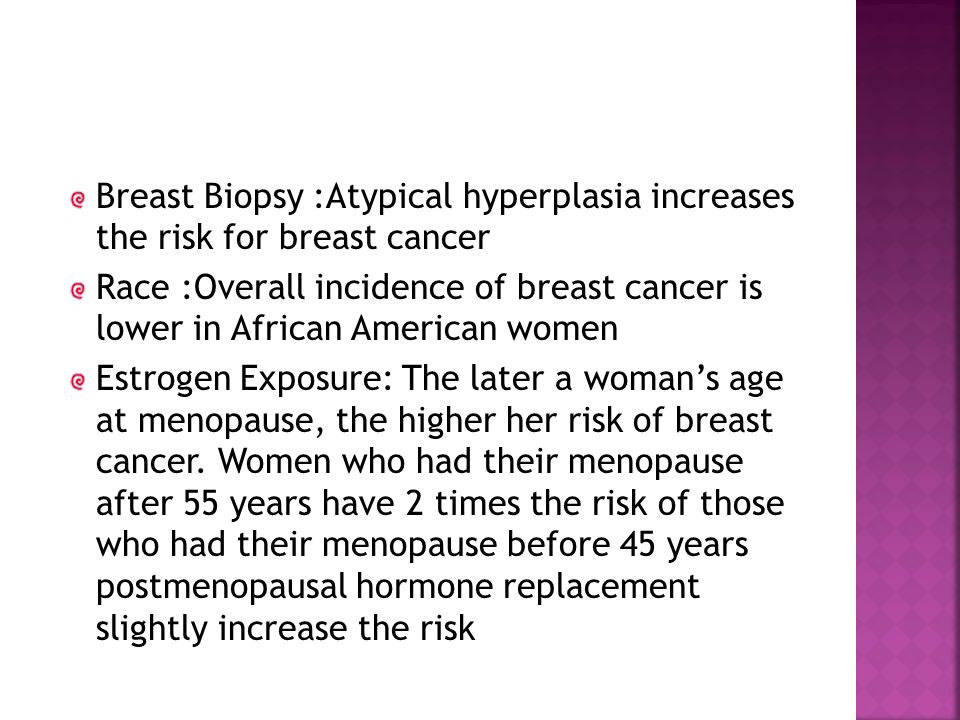 Benefits and Risks of Breast Biopsy Biopsy Imaginis