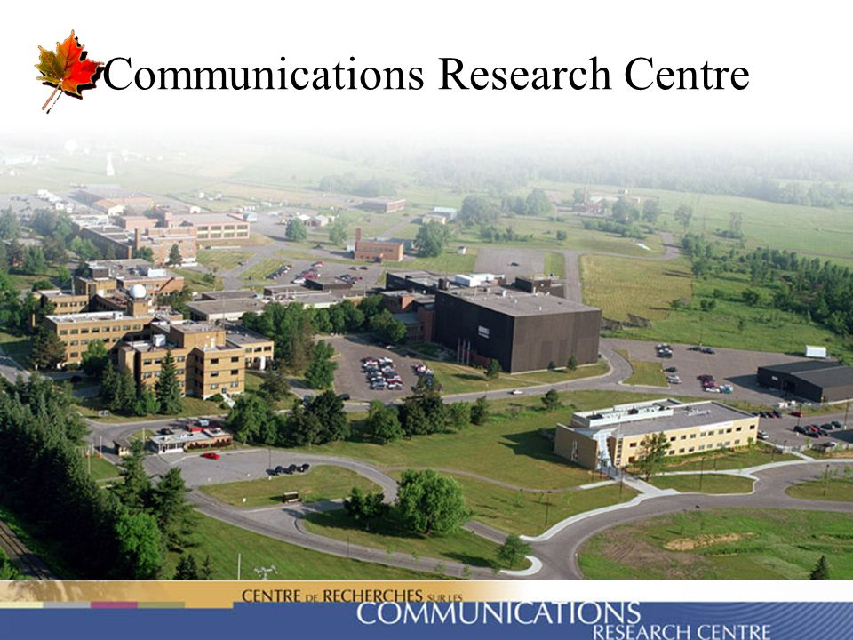 Communications Research Centre