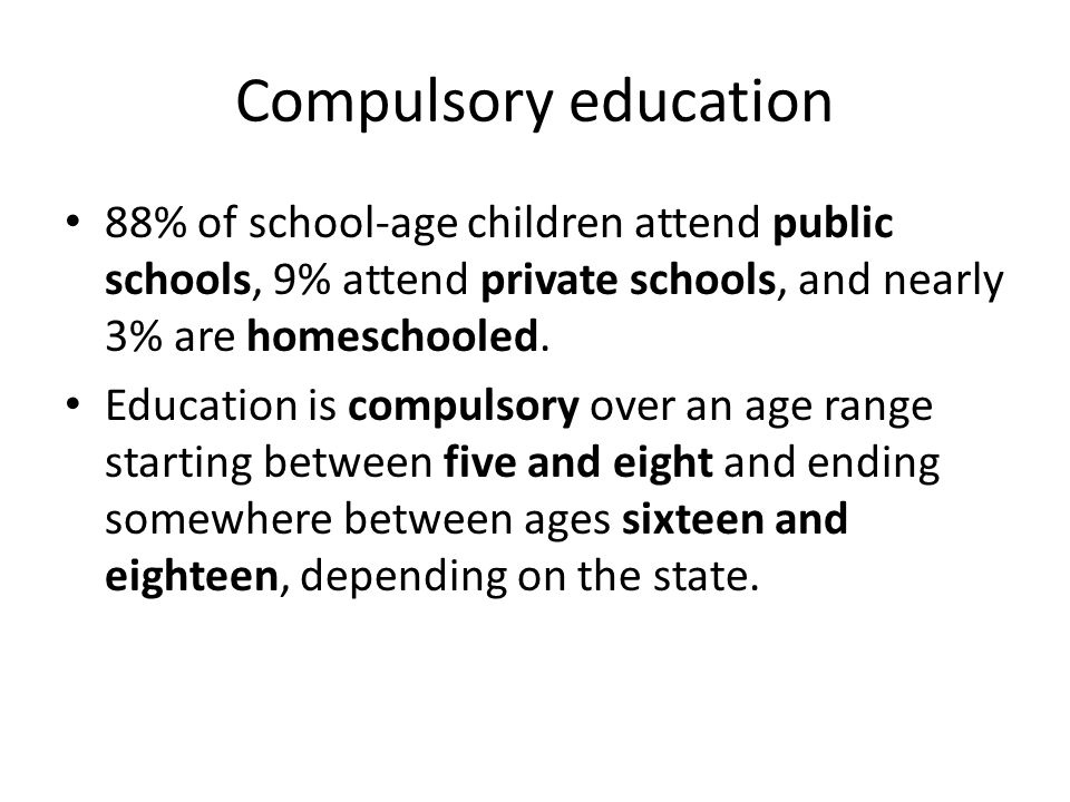 compulsory school age Enrolment procedures—information about enrolment processes, including parents responsibilities, enrolment forms and management plans school age and attendance management procedures —obligations of parents (with compulsory school-aged children) in ensuring their children meet school attendance requirements.