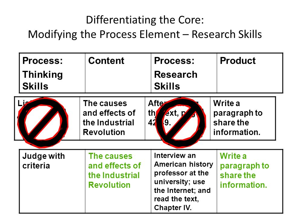 an introduction to the seven causes for industrialism The answers given in this answer key for glencoe's new york regents review series  unit seven: world in  study of the causes and prevention of.