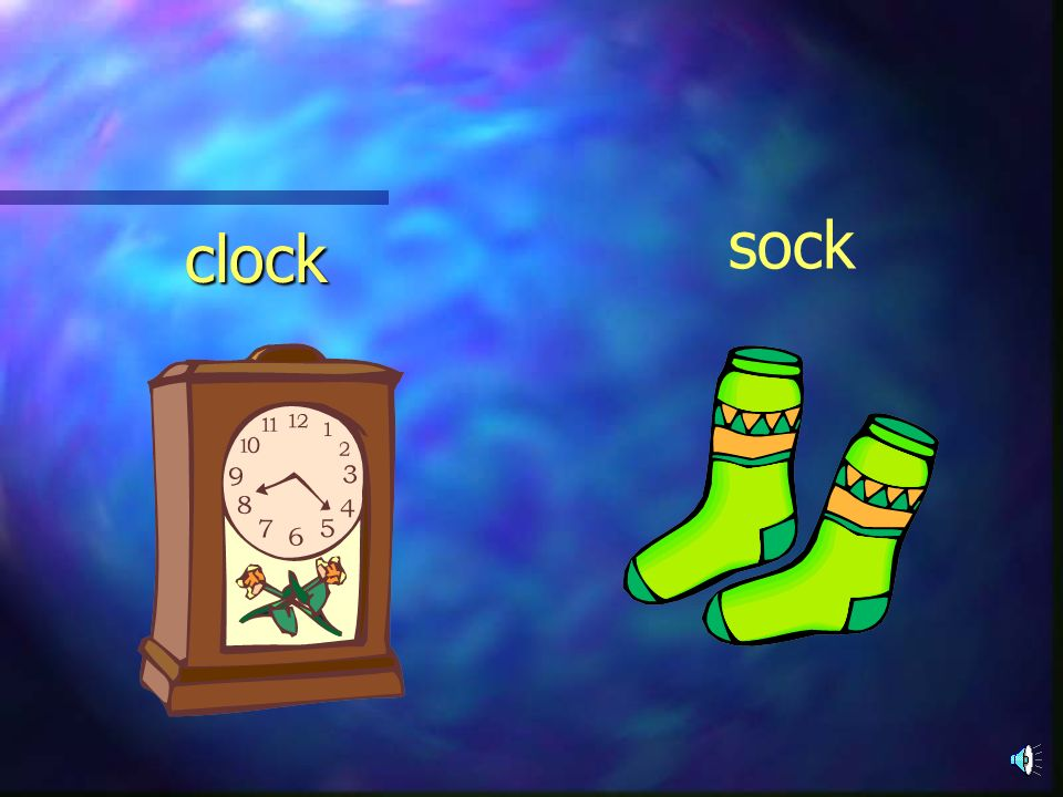 sock clock