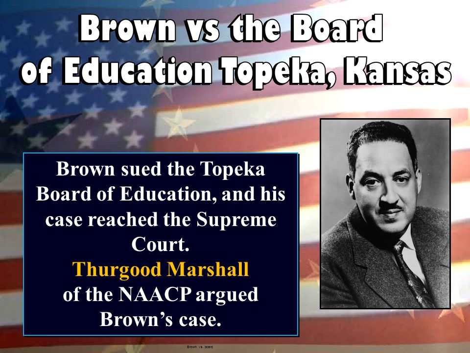 """an analysis of the supreme court decision on brown v board of education of topeka case Irac analysis of brown vs board of education  though the brown v board of education (1954) decision of """"separate but  milestone cases in supreme court."""