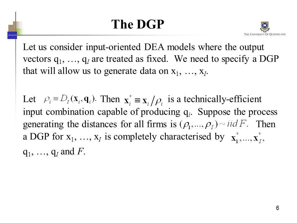 The DGP