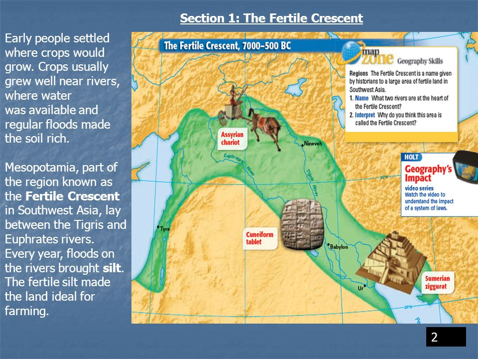 history of the hebrews in the fertile crescent Fertile crescent: fertile crescent, the region where the first settled agricultural communities of the middle east and mediterranean basin are thought to have the term was popularized by the american orientalist james henry breasted the fertile crescent includes a roughly crescent-shaped area of.