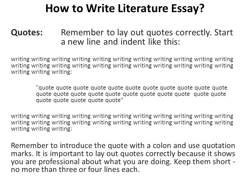 how to start writing an essay examples English composition 1 readers to lose interest in your essay from the start are examples of a few approaches to writing introductions that.