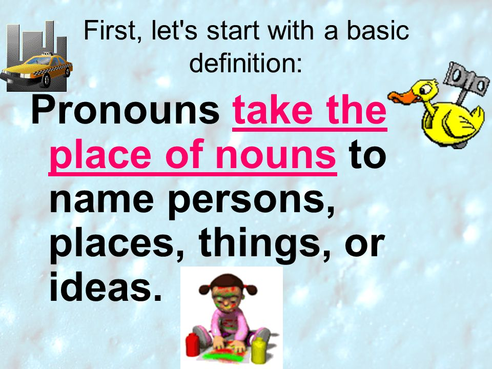 First, let s start with a basic definition: