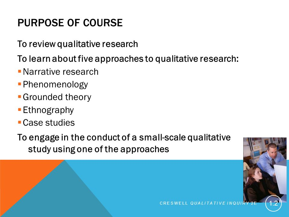 qualitative research ethnographic research the aspect of thick Fundamentals of quantitative research suphat sukamolson, phd language institute as interviews, case studies, ethnographic research and discourse analysis, to name just a few worldview underlying qualitative research is viewed as being `subjectivist.