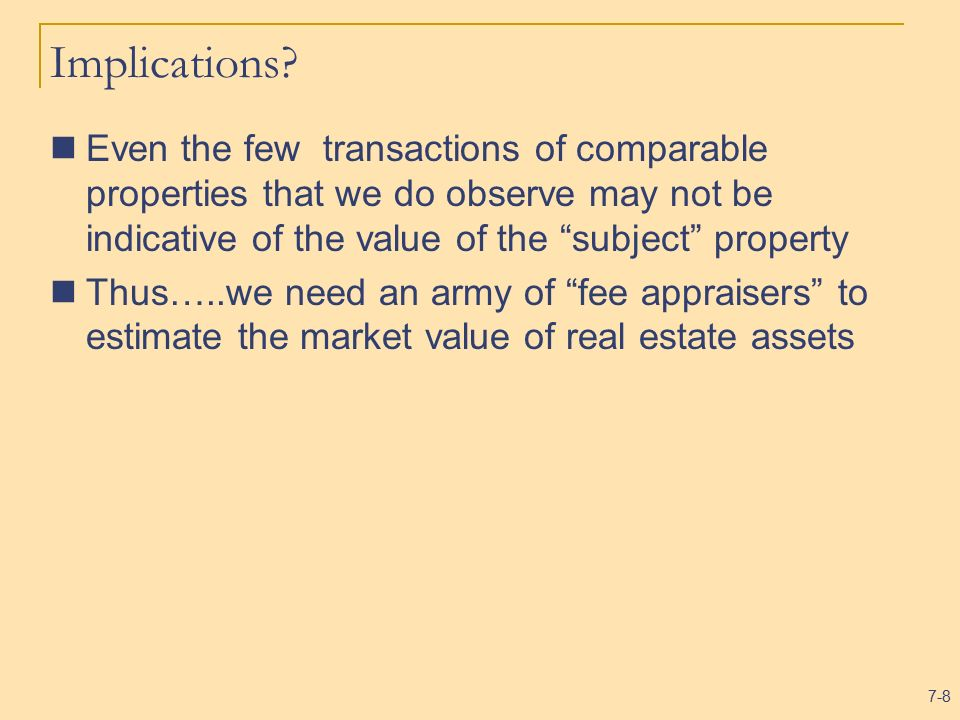What Is Comparable Sales In A Property Valuation