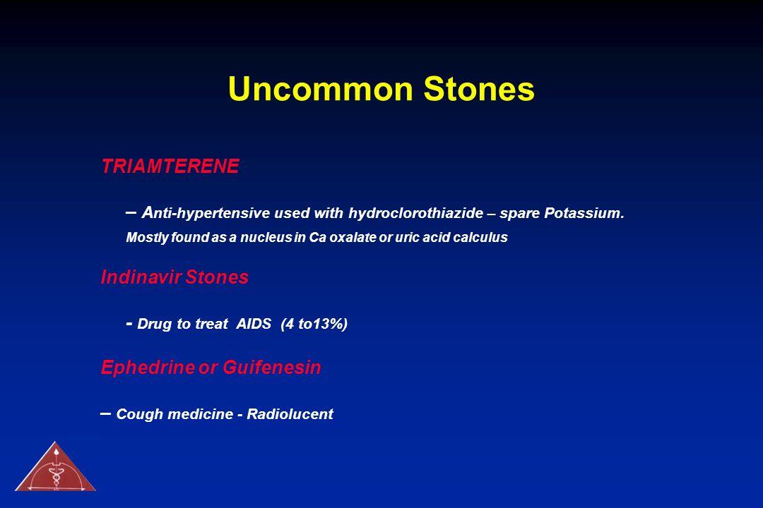 Uncommon Stones TRIAMTERENE