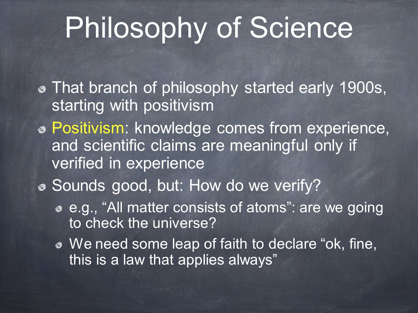 "philosophy scientific method and normal science The scientific method is very much inclusive, it is intended to  he introduced  the concept of ""normal science"" to cover the situation where scientists   popper's philosophy of science is more useful for those who want to."