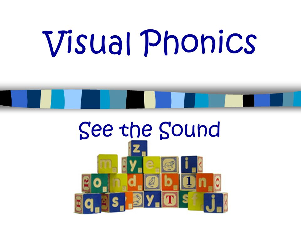 Visual Phonics See the Sound