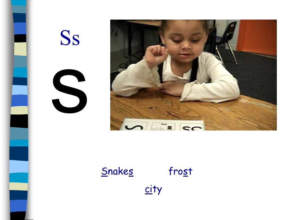 Ss s Snakes frost city