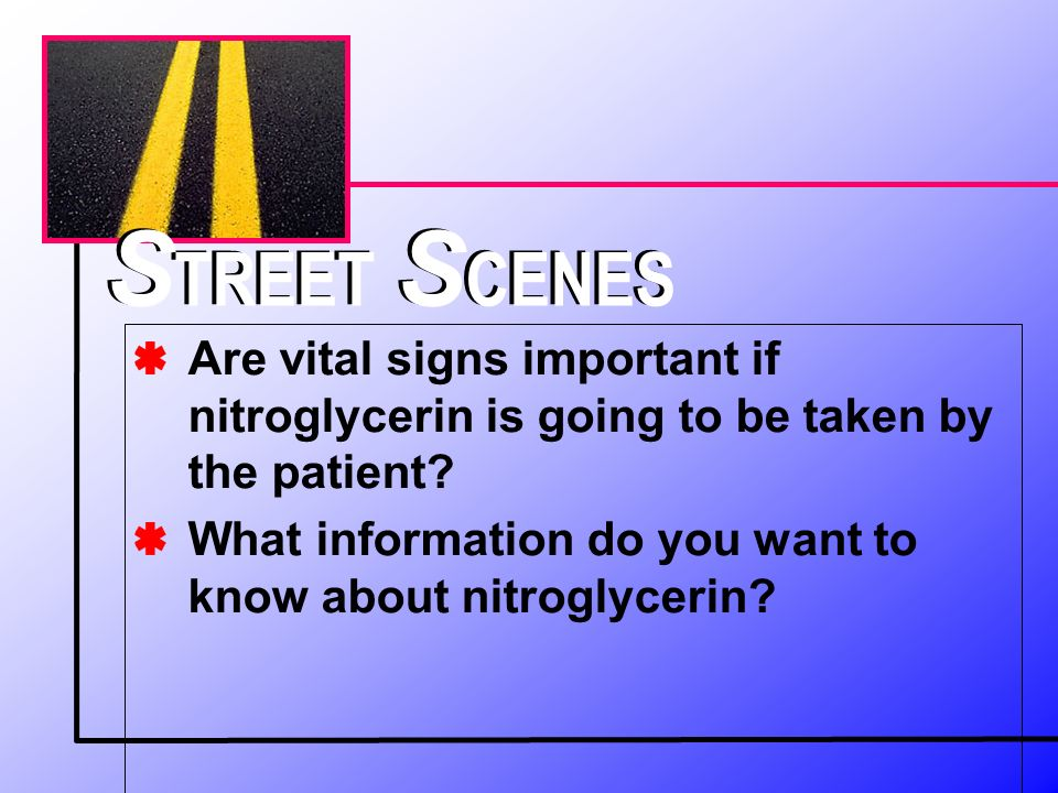 What is important about patient information