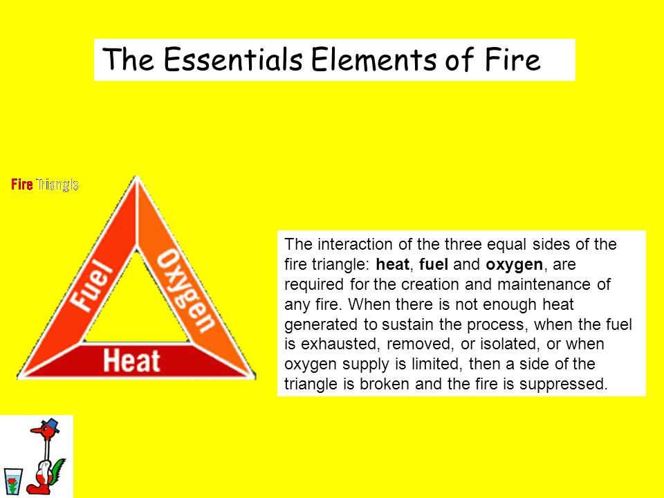 The Essentials Elements of Fire
