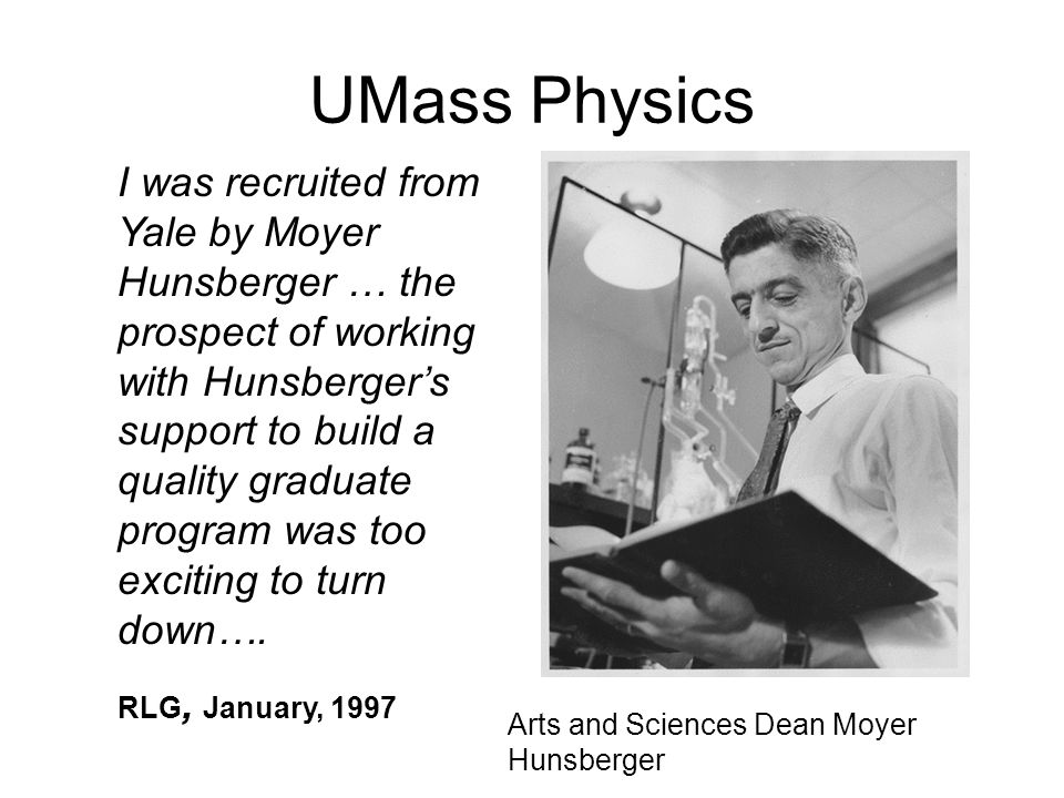 UMass Physics