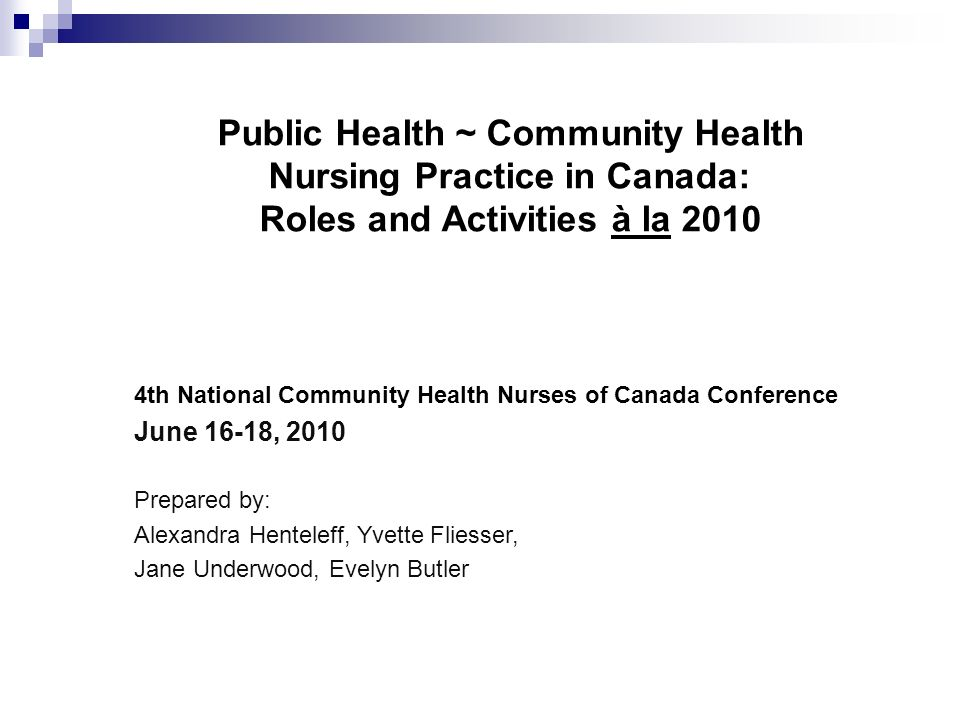 public healthcare in canada Between 2006-2010, a pan-canadian advisory committee on public health nutrition competencies (later named the pan canadian task force on public health nutrition practice), formed in collaboration with the public health agency of canada (phac), provided strategic guidance and expert advice on public health nutrition practice enhancement in canada.