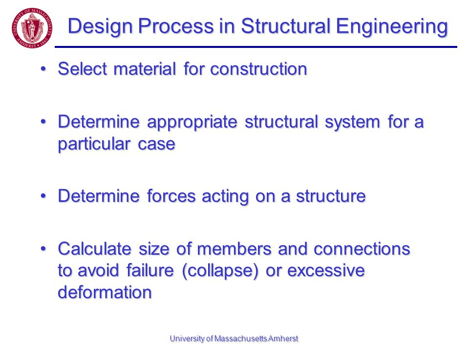 Design Process in Structural Engineering