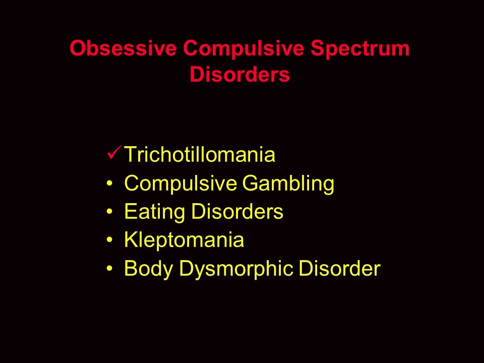 obsessive compulsive eating disorder essay Eating disorders, including anorexia nervosa, bulimia nervosa, binge eating  disorder and osfed (other specified feeding or eating disorder), are.