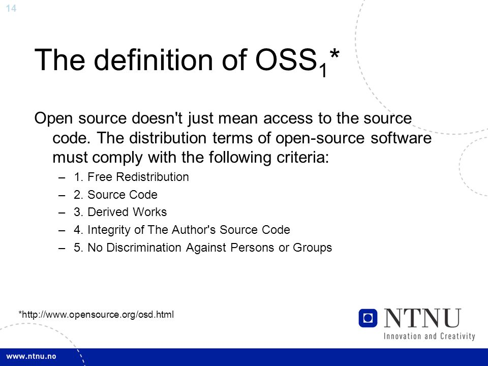 What does open source mean? - WordHippo