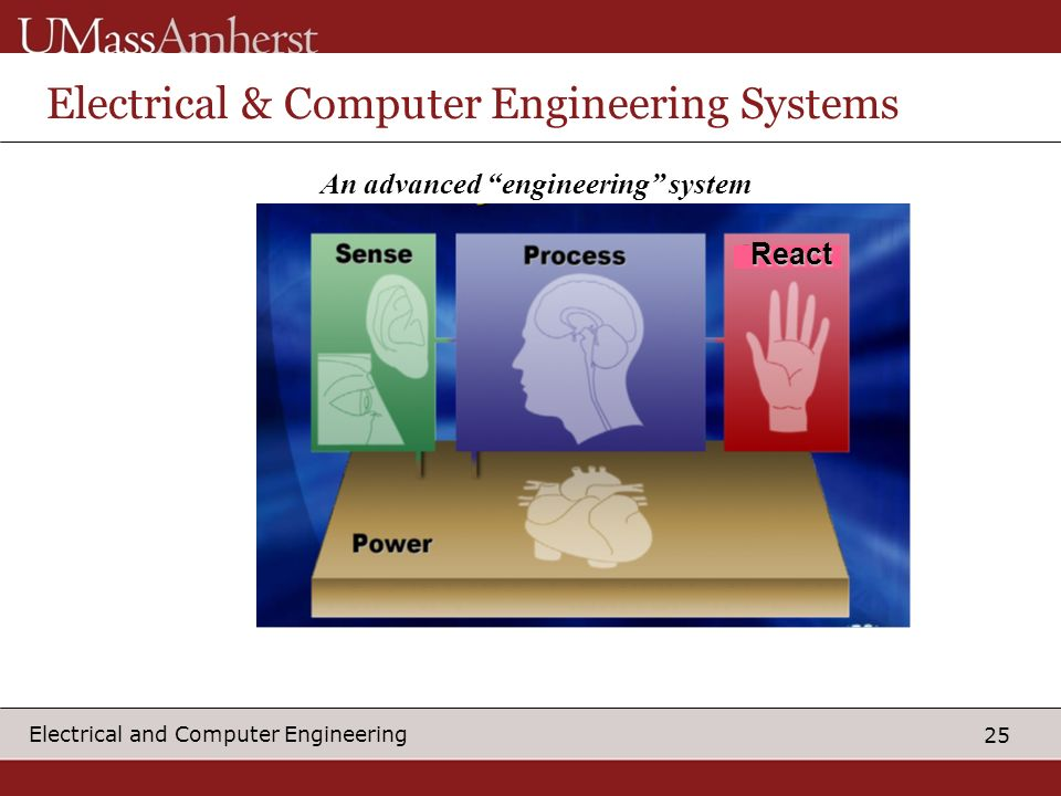 Electrical & Computer Engineering Systems