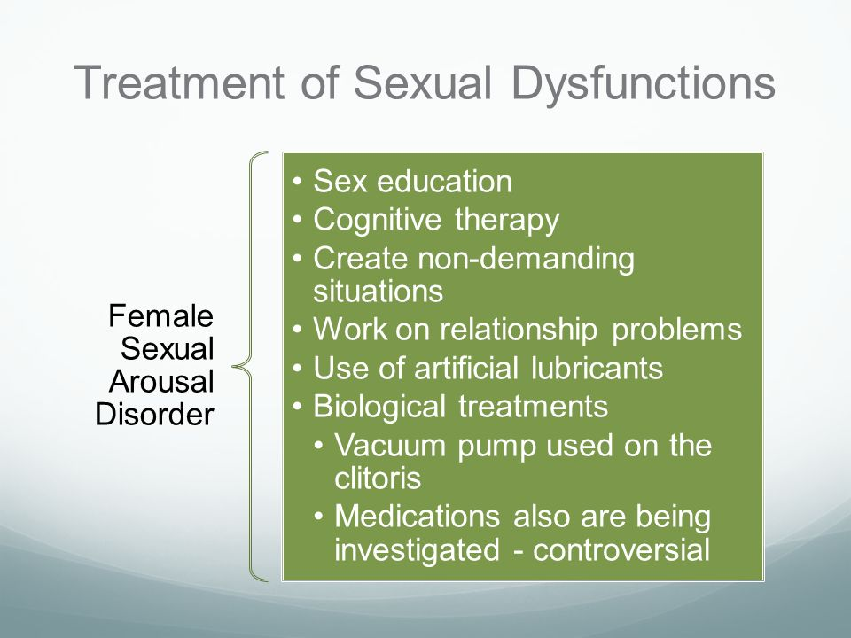 Medicine For Sexual Arousal In Female