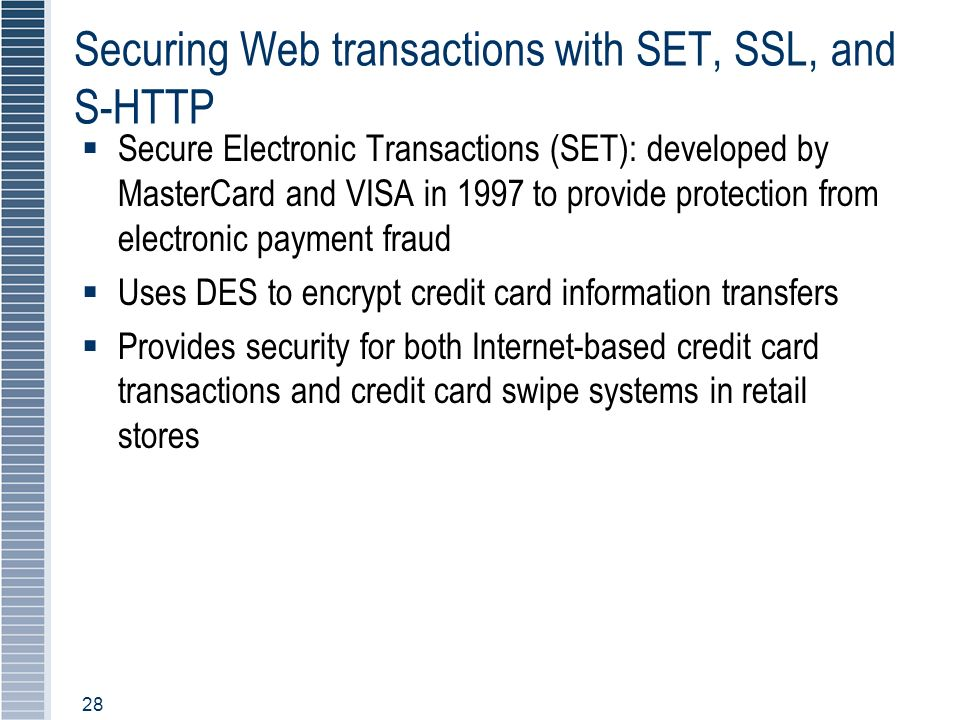secure form for credit cards
