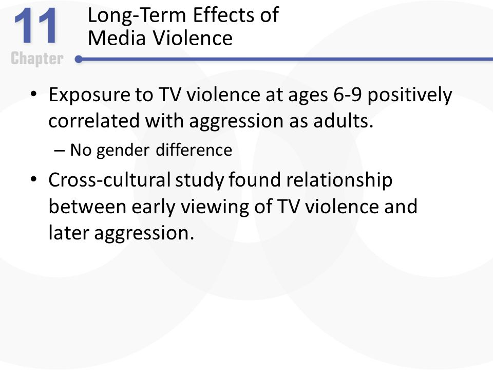 relationship between media violence and the After studying this section, you should be able to understand: the evidence relating to the relationship between screen violence and violence in real life active audience approaches the process of moral panics mass media effects: the relationship between screen violence and real-life violence.