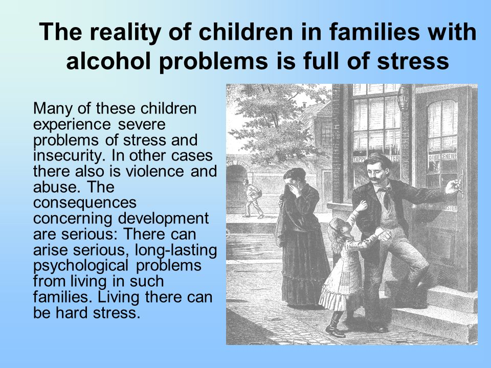 dysfunction in the family alcoholism violence and aggression The biological/genetic literature related to aggression and violence is also  discussed  k leonard, t jacobalcohol, alcoholism and family violence vb  van.