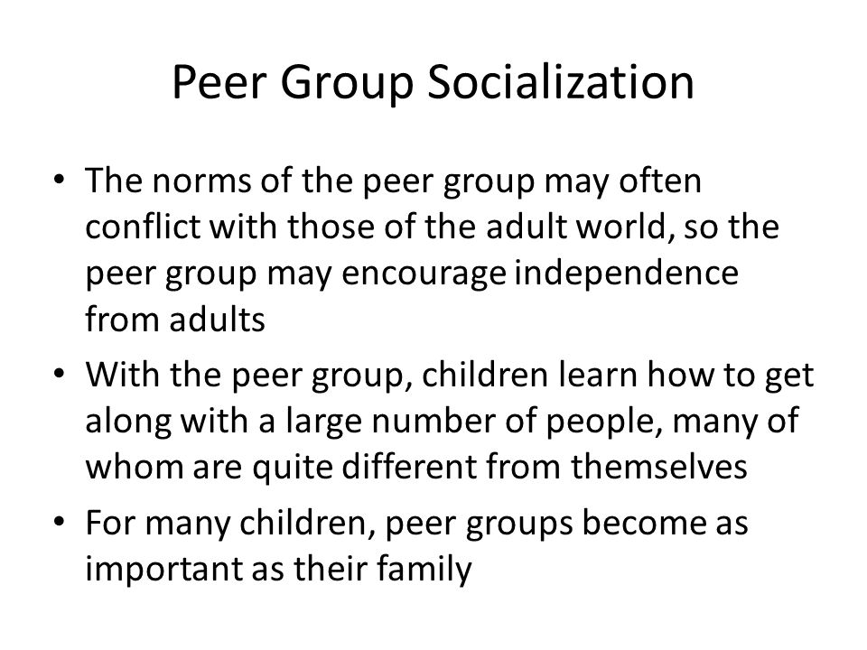 Agents of Socialization - ppt video online download
