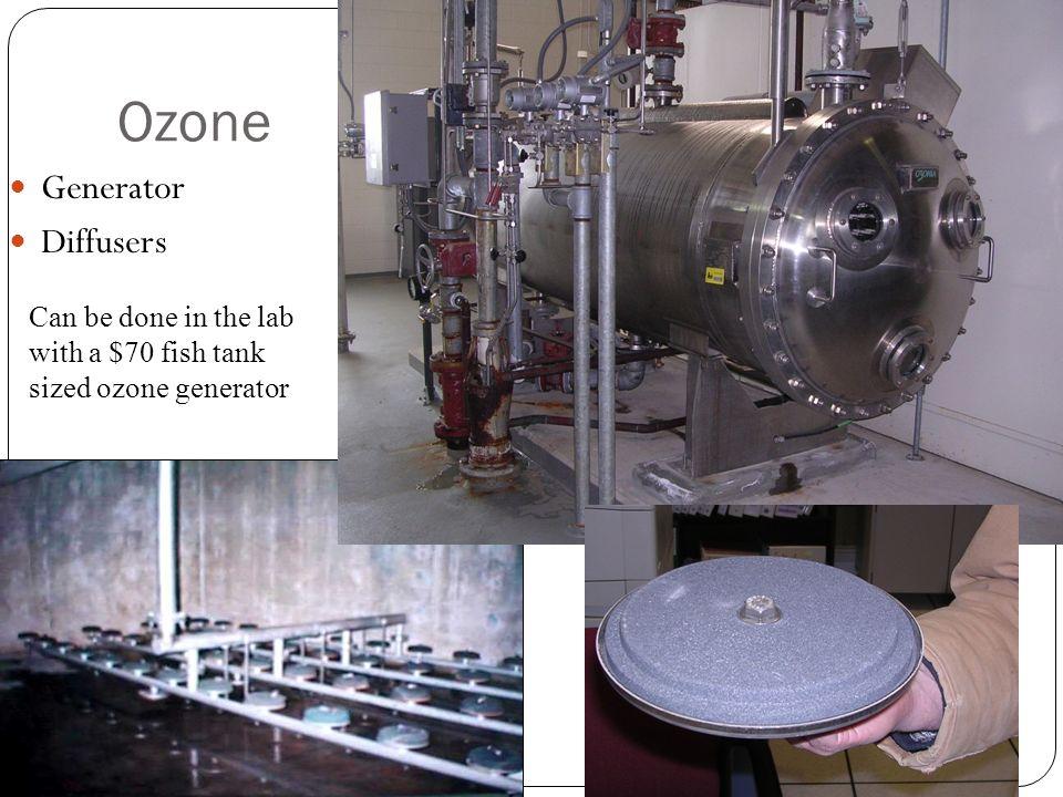 Ozone Generator Diffusers