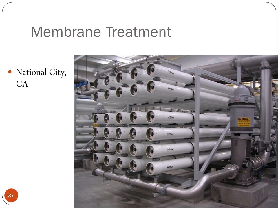 Membrane Treatment National City, CA