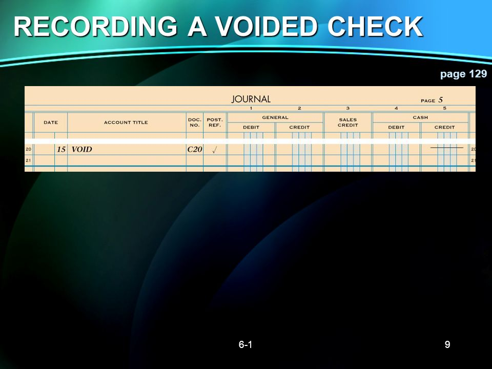 LESSON 5-1 Checking Accounts - ppt download