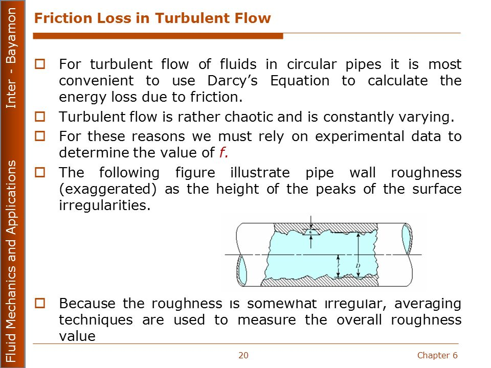 major losses in pipes pdf