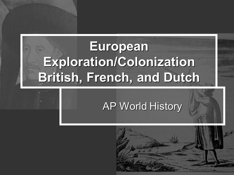 the spanish and british exploration and colonization of the new world Here is a pdf version if you do not have powerpoint: spanish explorers and colonies in north america presentation pdf topics : christopher columbus, the impact of his explorations, the columbian exchange, hernando cortes and the conquistadors, spanish exploration of the american southwest, the impact of christianity in the new world, the end of.