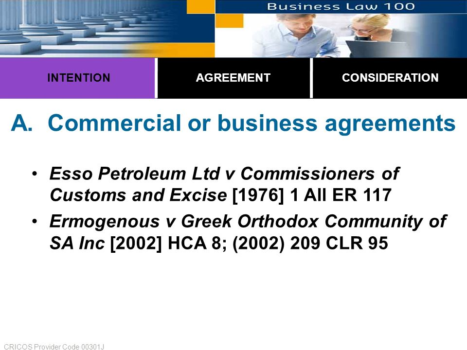 ermogenous v greek orthodox community of Home / contract law / [law notes] contract law i final exam note sale  ermogenous v greek orthodox community of sa inc (2002) 209 clr 95.
