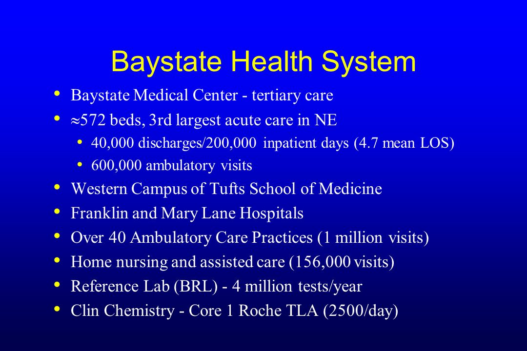 Baystate Health System