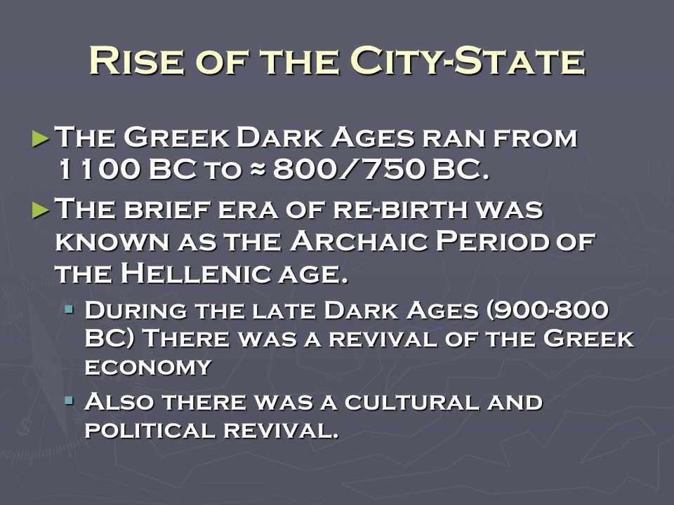 """the rise of the athenian city state The so-called golden age of athenian culture flourished under the leadership of pericles  pericles transformed his city's alliances into an empire and graced its acropolis with the famous parthenon  pericles: rise to power  forbearance, instead """"committing even the conduct of state affairs to the whims of the multitude."""