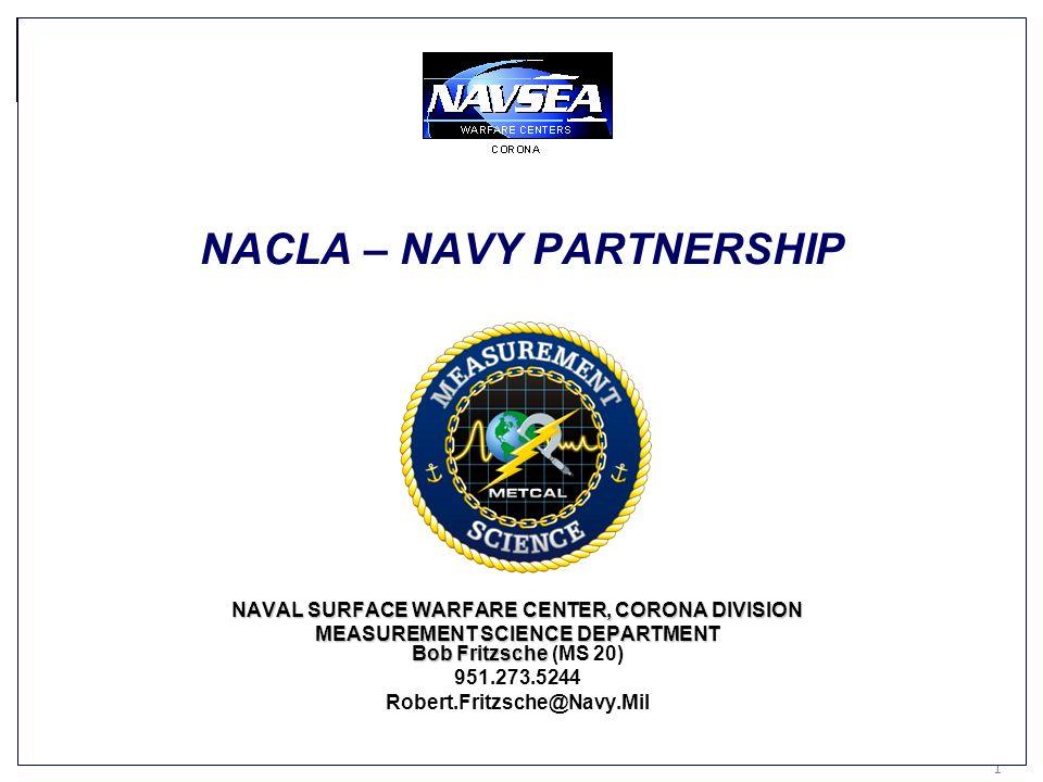 NACLA – NAVY PARTNERSHIP