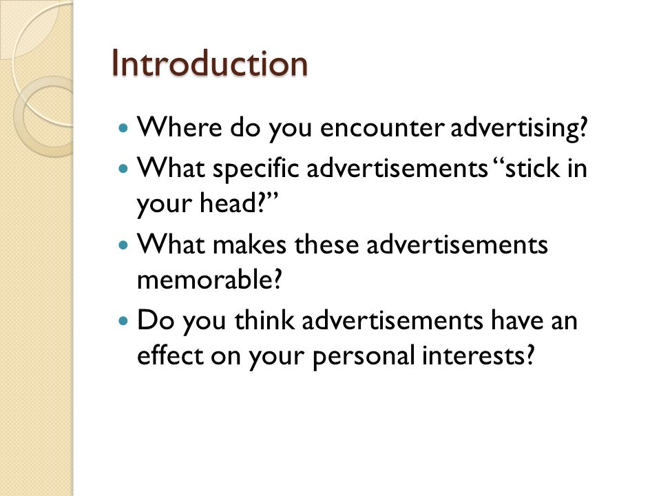 impact of persuasive advertisements on consumer 6 ways that advertising negatively affects us  these messages can slowly change democracy into consumer democracy  the social & cultural effects of .