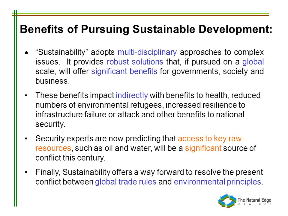 Benefits of Becoming a Sustainable Business