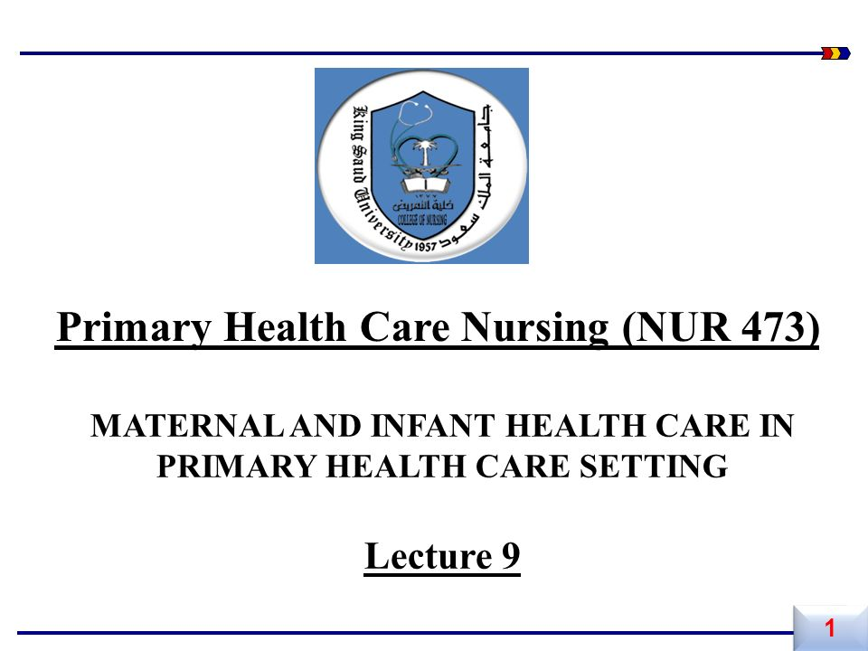 primary health care and nursing Philosophical framework of primary health care nursing essay introduction: the case study presents an eighty-four-year-old man, named bruce, with osteoarthritis in.