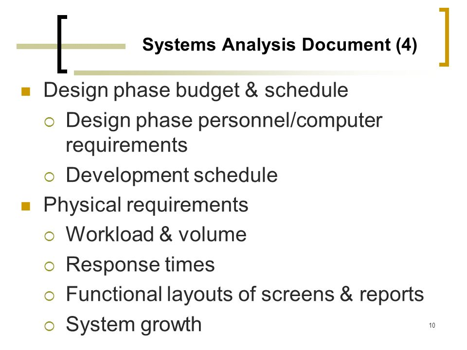 Systems Analysis Document (4)