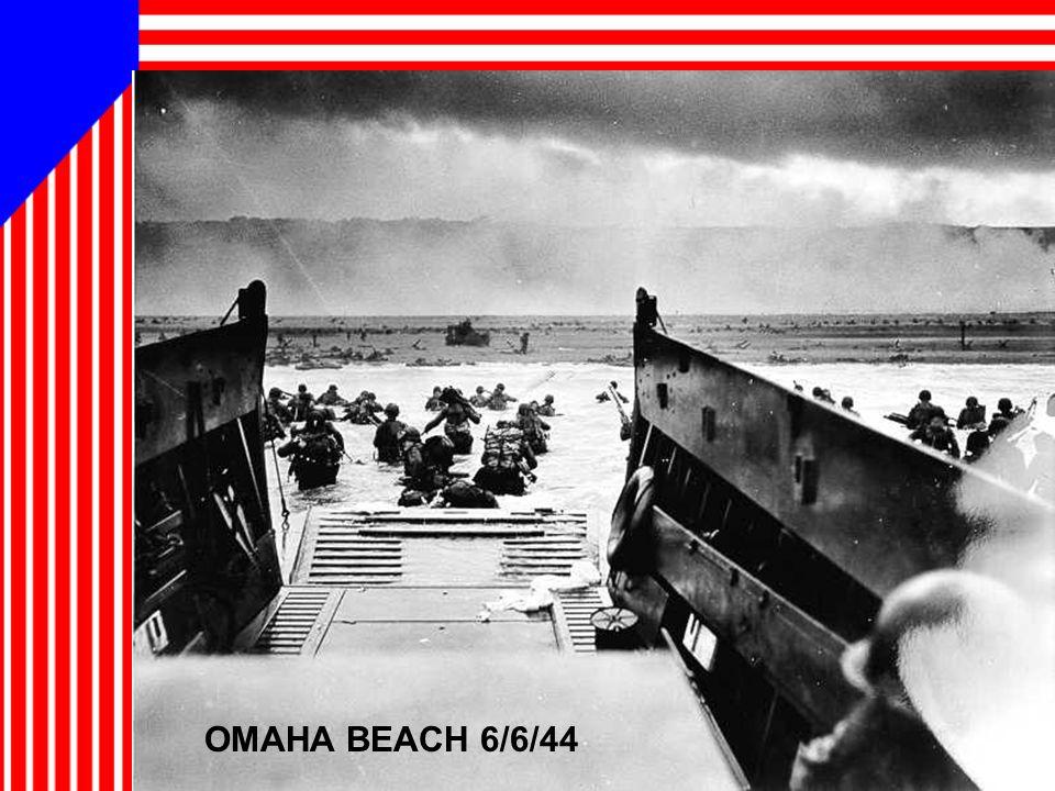OMAHA BEACH 6/6/44