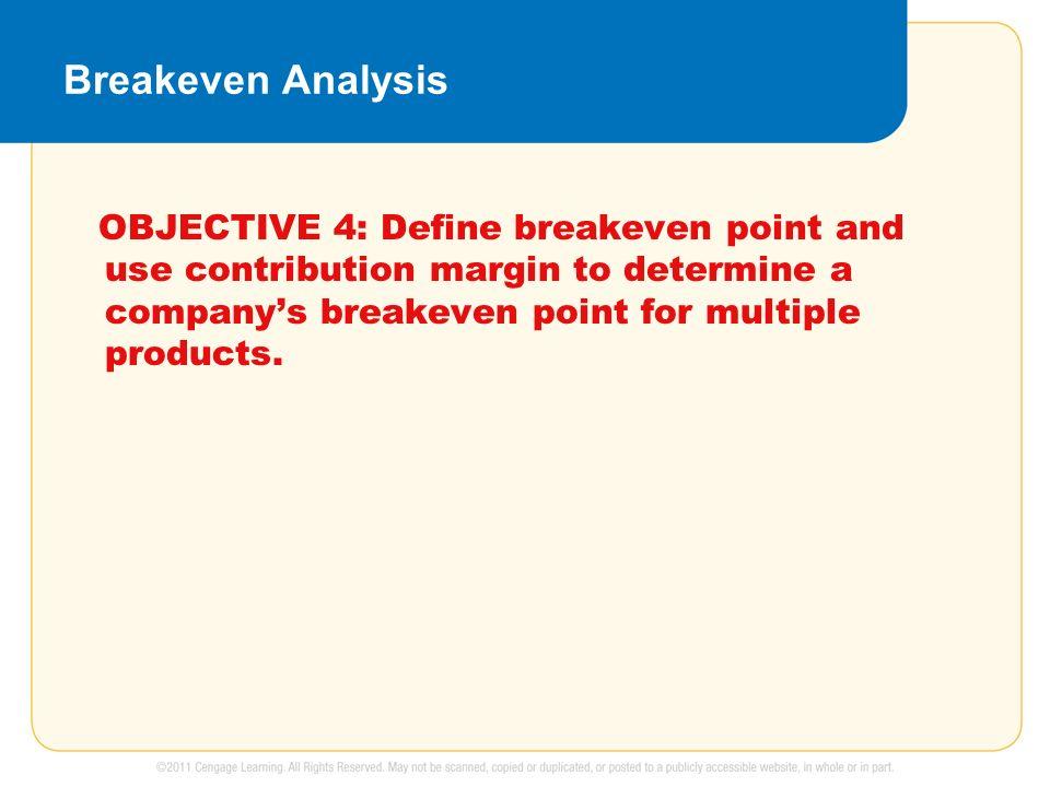 Cost Behavior Analysis ppt download – Define Breakeven Analysis