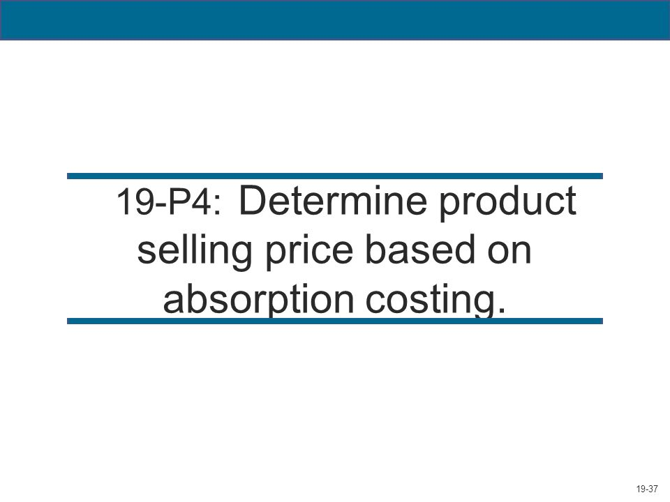 Advantages & Disadvantages of Using Absorption Vs. Variable Costing