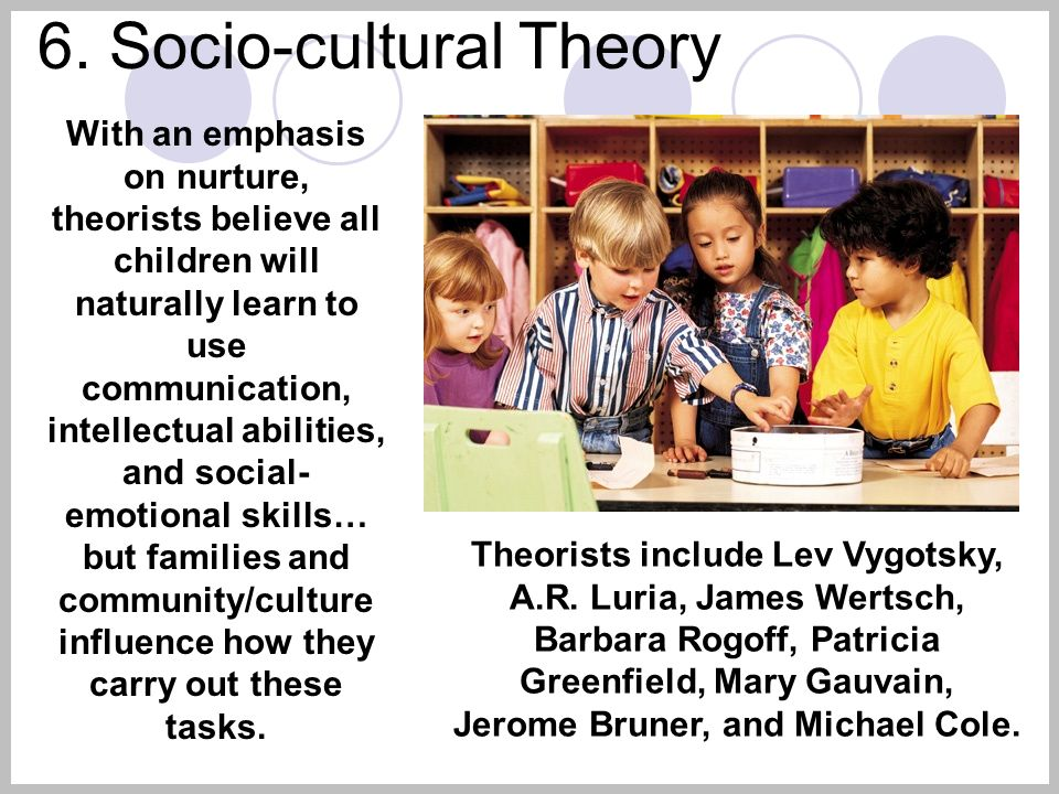 socio cultural theories of crime Cultural theory this term has been applied to diverse attempts to conceptualize and understand the dynamics of culture historically these have involved arguments about the relationship between culture and nature, culture and society (including material social processes), the split between high and.