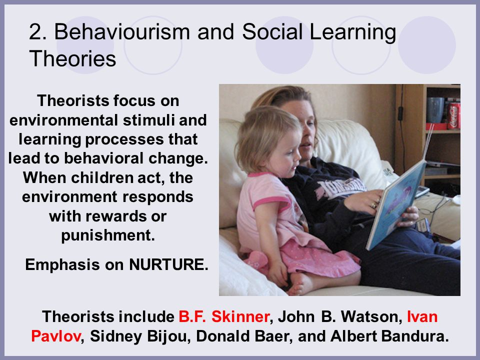 behaviorism nature vs nurture
